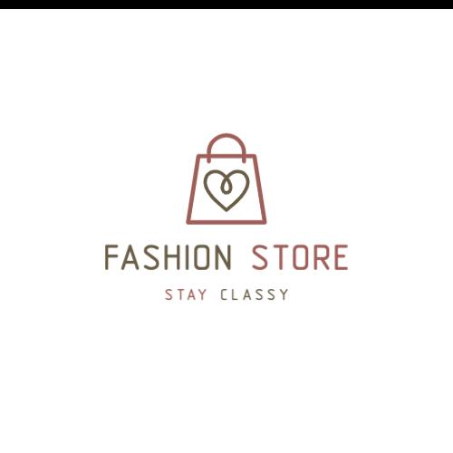 Fashion Store, Stay Classy Logo