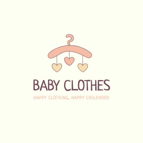 Baby Clothes, Happy Clothing, Happy Childhood Лого