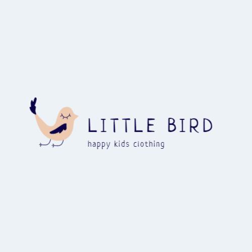 мультфильм птица логотип