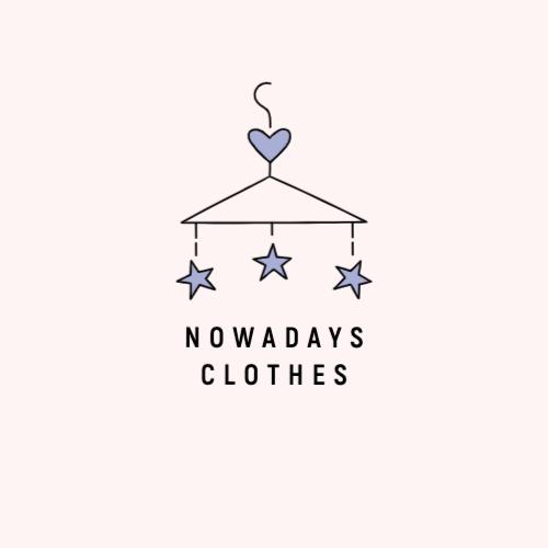 Nowadays Clothes Logo