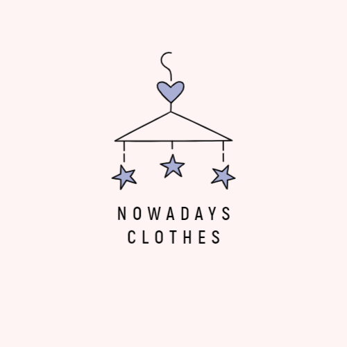 Nowadays Clothes Logo