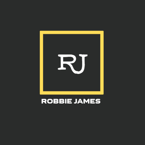 Abstract logo with letters J and R