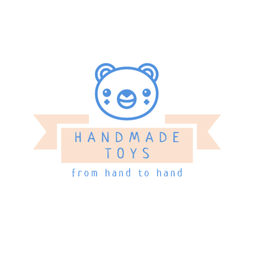 Homemade toy store logo