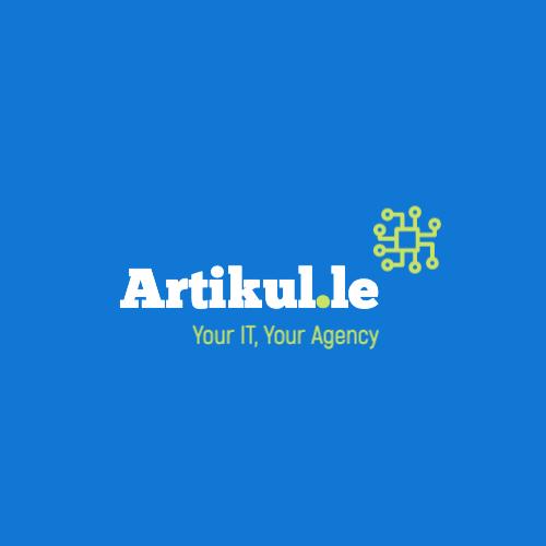 Artikul.Le, Your It, Your Agency Logo
