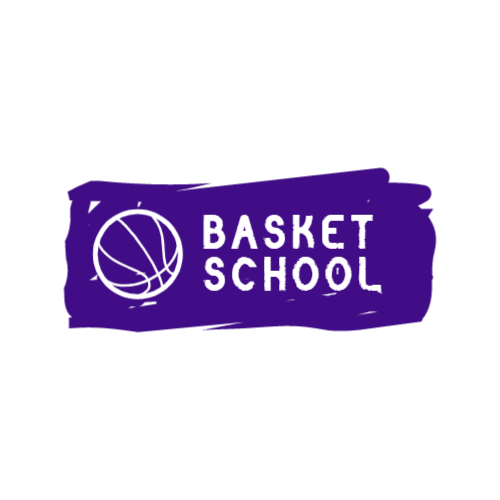 Basketball Ball Smear Paint logo