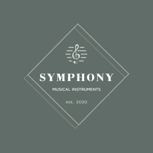Musical instrument store logo