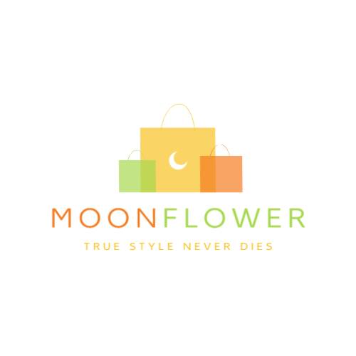 Shopping bags & Moon logo