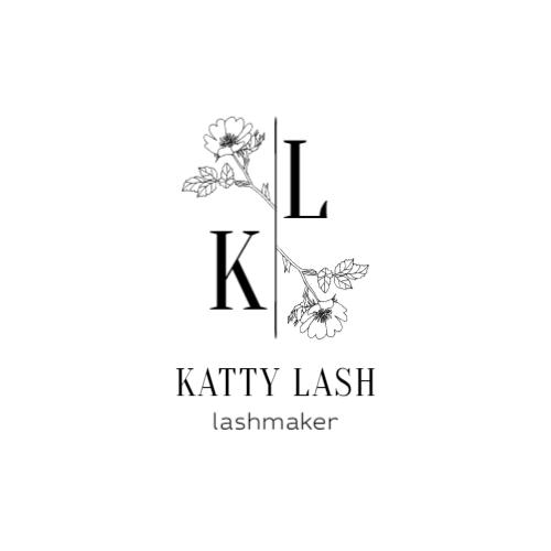буква k и l цветы логотип