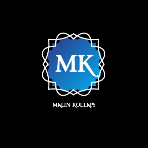 Mk, Malin Kollaps Logo