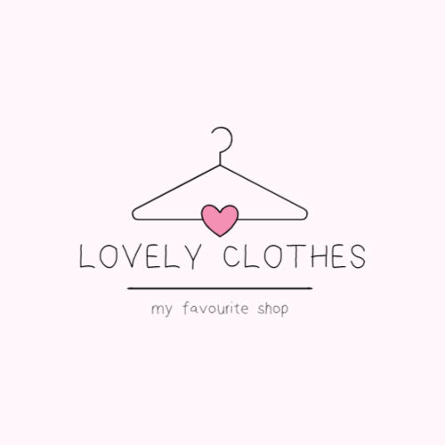 Clothes Hanger & Heart logo