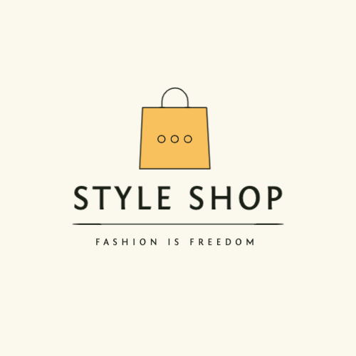 Style Shop, Fashion Is Freedom Лого