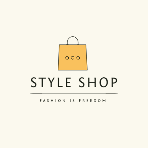 Orange Shopping Bag logo