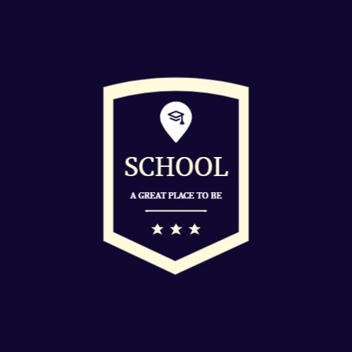 Private school logo