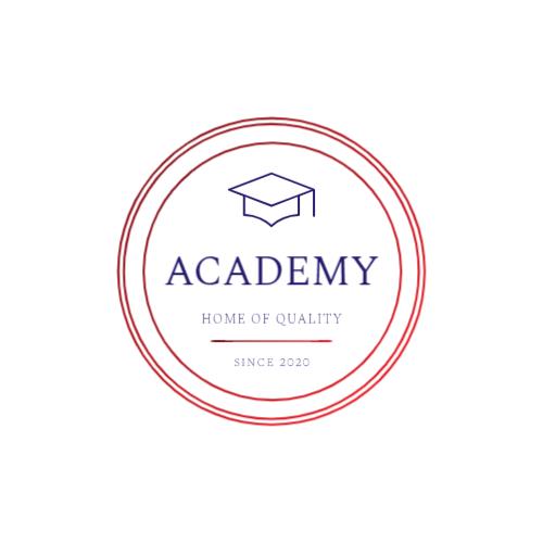 синий выпускник кепка логотип