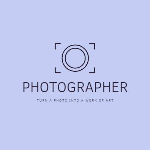 камера синий логотип
