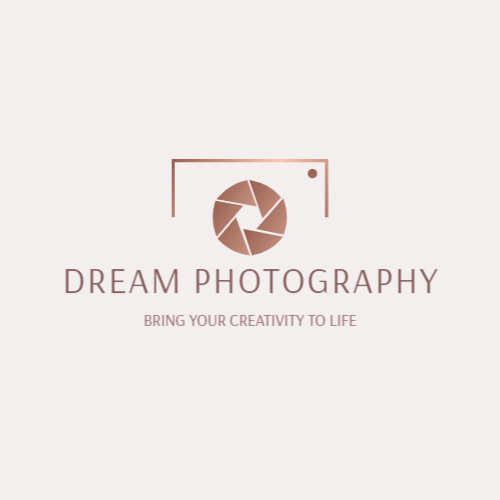 Photo studio or private photo agency logo