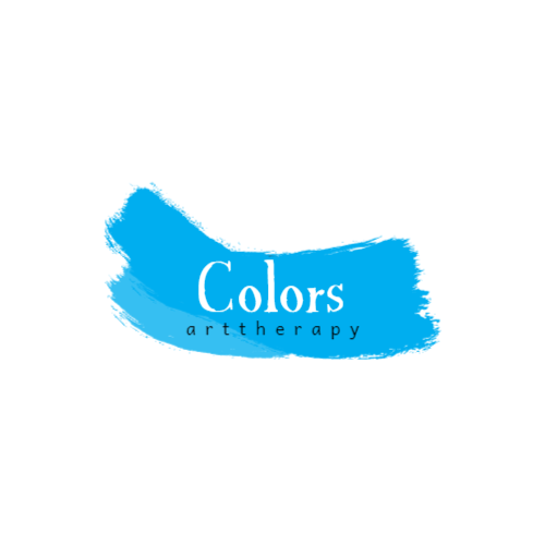 Blue line paint logo