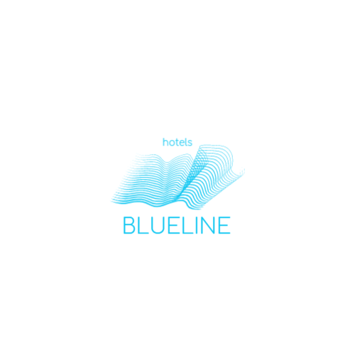 Blue Spiral Wave logo