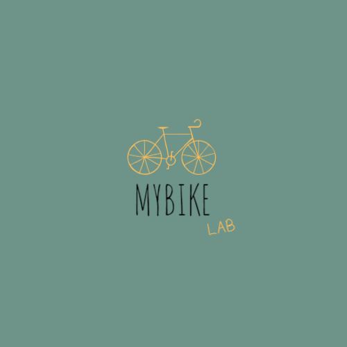 Bicycle Line Drawing logo
