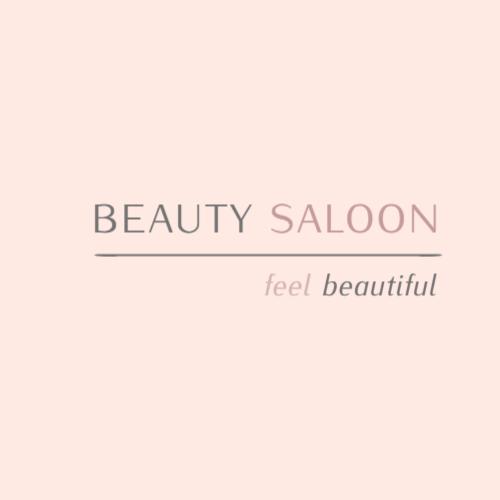 минималистичный розовый логотип