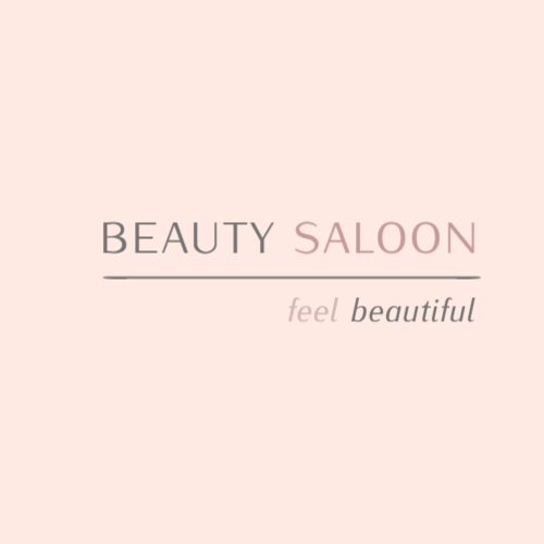 Minimalist Pink logo
