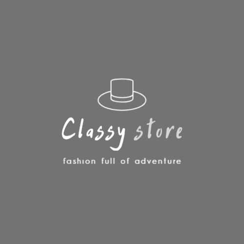Boutique or classic clothing store logo