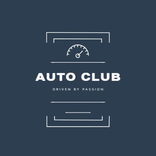 Speedometer Auto logo