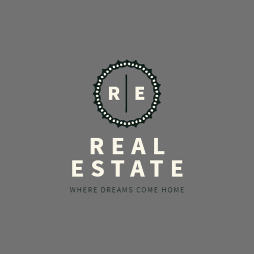 Real estate firm logo