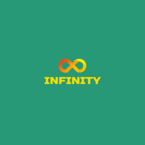 Infinity Sign Gradient logo
