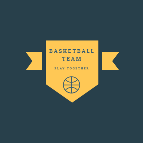 Basketball Yellow logo