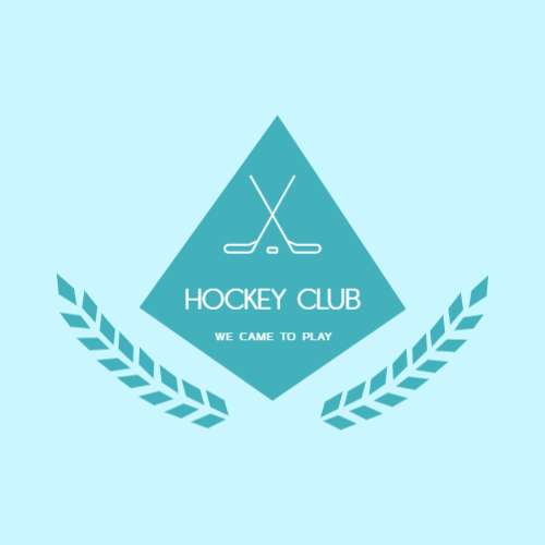 Hockey Sticks logo