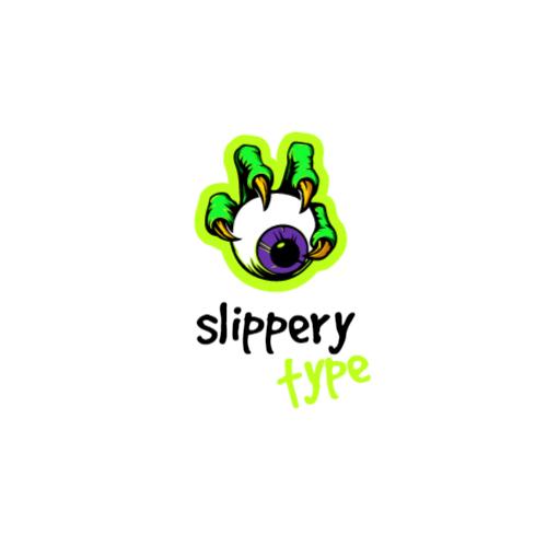 глаз лапа монстр логотип