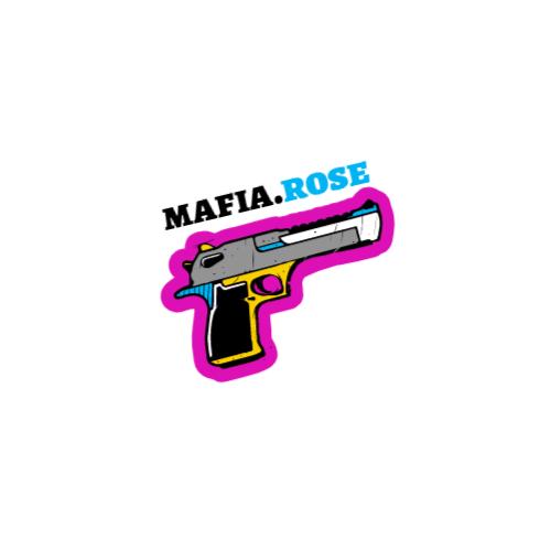 рисунок пистолет логотип