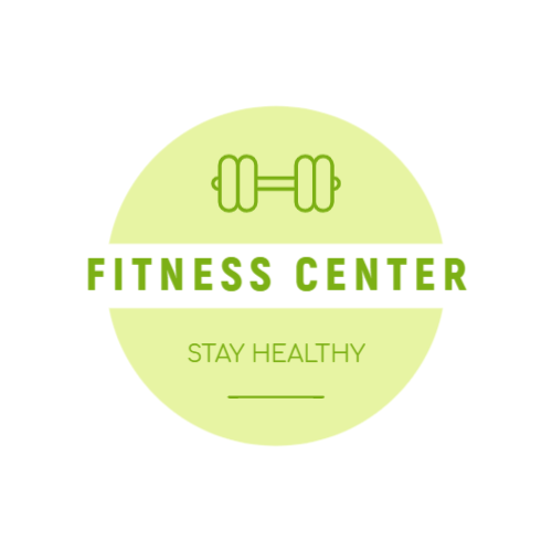 Green Dumbbell logo