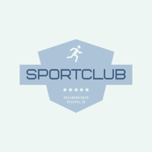 Running Athlete logo