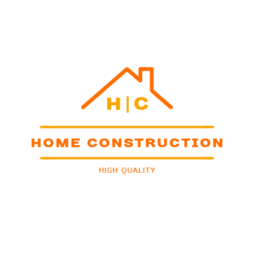 Home building company logo