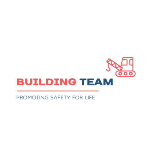 Building team logo