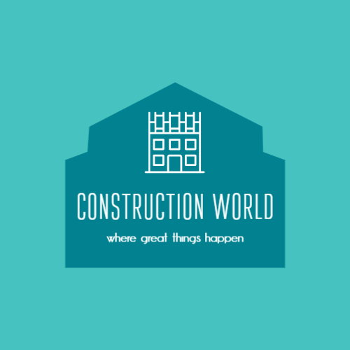 Construction firm logo design