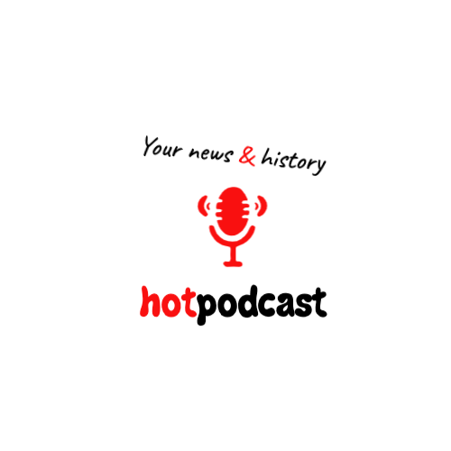 Hotpodcast, Your News & History Logo