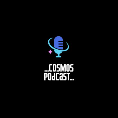 ...Cosmos, Podcast... Logo