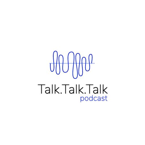 Talk.Talk.Talk, Podcast Logo