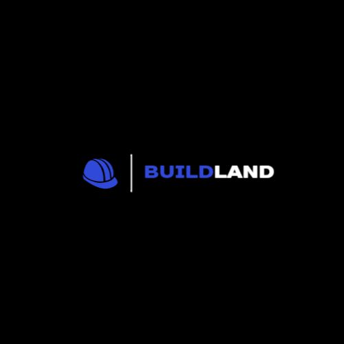 Blue Construction Helmet logo