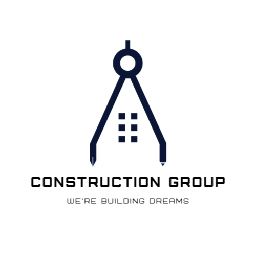 Construction group logo
