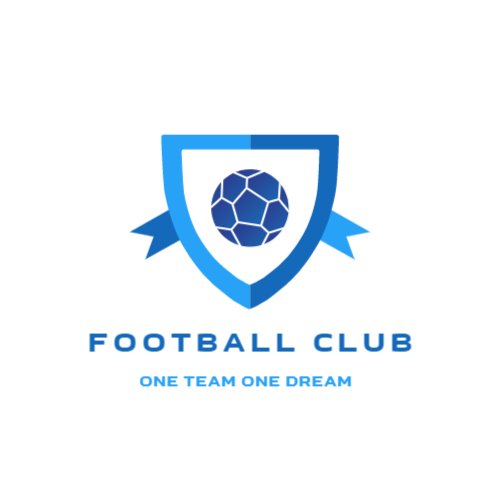 Shield & Blue Ball logo