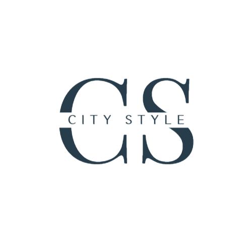 монограмма c и s логотип