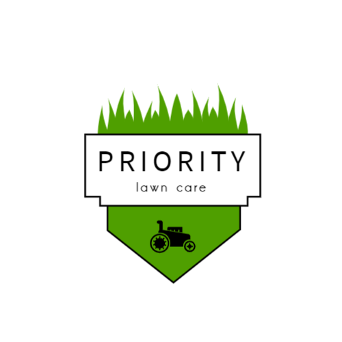 Lawn care service logo design