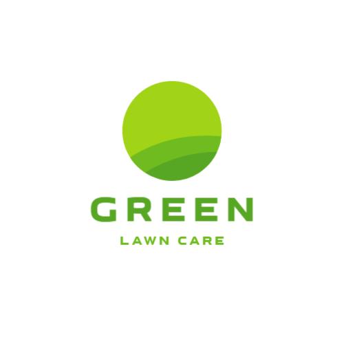 Green Circle Lawn logo