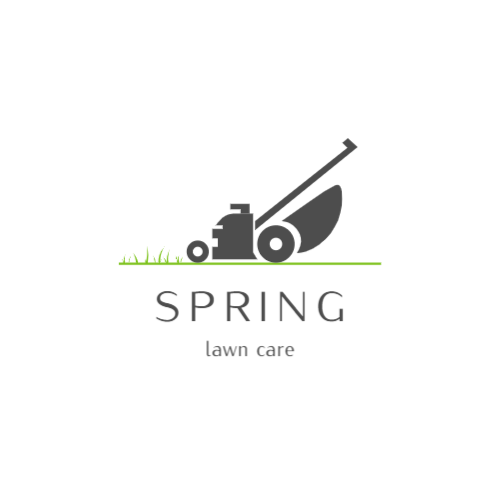 Lawn care firm logo