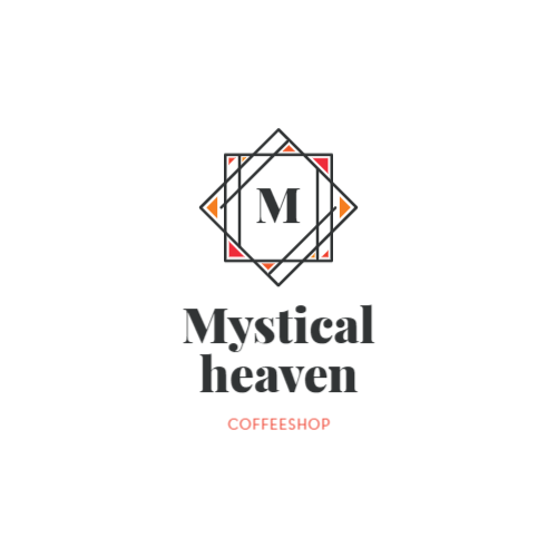 Logo for a coffee shop or coffee shop