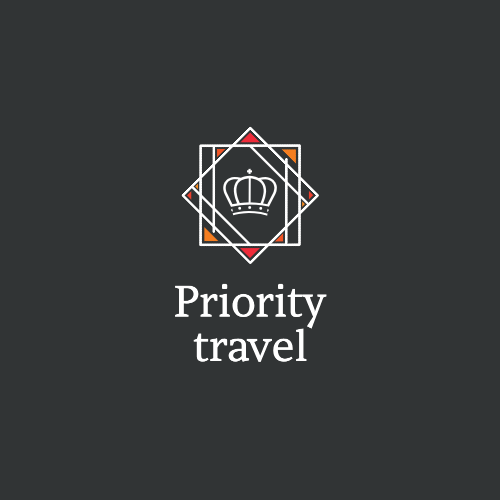 Priority Travel Logo